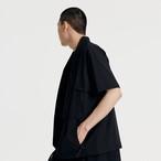 NOSUCISM 21SS  スタンドカラーマルチポケットシャツ