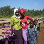 エチオピア イルガチェフェ コンガ農協 G1 ウォッシュド 200g