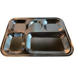efim ( エフィム ) ST GRILL PLATE B エナメル ホウロウ グリル プレート B 琺瑯 食器 テーブルウェア 仕切り ランチ プレート バーベキュー BBQ クッキング