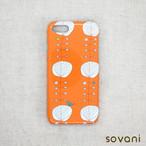 オレンジの木と鳥  スマホケース/スマホカバー iPhone/android/Galaxy/Xperia/AQUOS