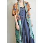 【RehersalL】 aloha gown (mint 30)/【リハーズオール】アロハガウン(ミント 30)