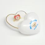 wan nyan ring (頭にりぼんの犬)