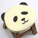 木製スツール パンダスツール インテリア雑貨 おしゃれ かわいい 子ども こども ベビーチェア ミニスツール 花台 玄関椅子