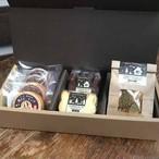 【クリスマス】焼菓子とコインチョコのセット (Box入り)