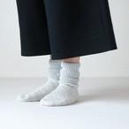 ▲発送予定 10月下旬〜11月上旬▲G-19 マグロ漁船の靴下 二足組 灰