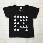 トライアングル柄Tシャツ