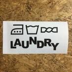 カッティングシート(laundry)