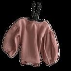 liilu / stella blouse 2018AW