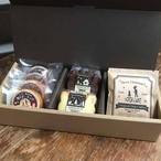 【クリスマス】焼菓子とドリップバッグ・コーヒーバッグのセット (Box入り)