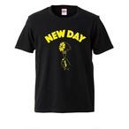 限定【NEW DAY】T-Shirt (BLACK × YELLOW) *5/1までの注文でLive音源付き