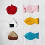 1番人気☆ 【再再販】お魚ボタン