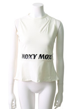 moxymoxyペプラムトップス ホワイト