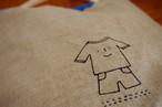 体操服袋(青)