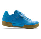GIRO ジロ CHAMBER MTB SHOES Blue Jewel / Gum