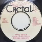 Derrick Harriott – Soul Sister
