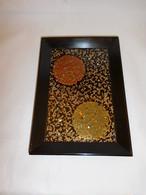 若狭塗螺鈿盆 lacquer ware tray