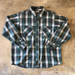 L/S Flannel Shirts ¥5,500+tax