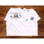 "【DARGO】 ""Trade Mark"" T-shirt (WHITE)"