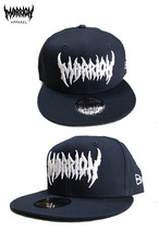 DEATH MARRION CAP Ver.2 (NAVY×White NA)