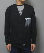 Piece of KOUNE 12AW C-02 / MENS CARDIGAN