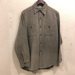 "40's ""Pilgrim"" Flannel Shirt"