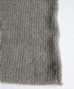 【予約販売】手編み機で編んだカシミヤ糸(NO.4)のセーターsize02(CAA-923)