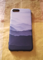 iphoneケース 山デザイン B
