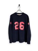 """Original Sweatshirt / """"jiro""""  / navy"""