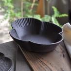 石渡磨美さん | 耐熱木瓜深皿L 黒錆