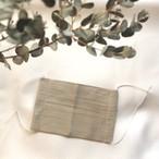 オーガニックコットン草木染め二重ガーゼマスク:送料無料18枚セット:2セットのみ限定
