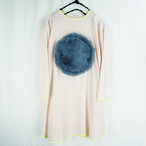 BIG BOA CIRCLE DM L/S TEE DRESS / WOMEN