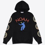 Noah x Union Family Tree Hoodie(Black)