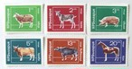 牧場の動物 / ブルガリア 1974