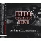【残りわずか/CD】DJ KOCO a.k.a. SHIMOKITA - HYDRA: UNDERGROUND'S FINEST