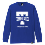 TOMIGUSUKU CITY LONG SLEEVE TEE
