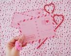 Mu-Mu 【LOVE MAIL】ポストカード 5枚セット