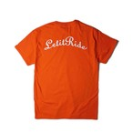 "Let it Ride Classics ""LIR-TEE"" ORANGE"