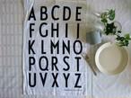 キッチンクロス  / デザインレターズ / Arne Jacobsen (1枚)