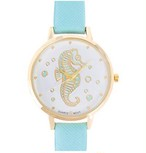 Coastal Watch -Sea Horse/Min t& Gold