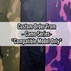 【カモフラージュシリーズ(Camoflage)】受注生産ホルスターオーダーフォーム*対応機種限定*