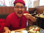 ※20名限定!ホームレス小谷といくお寿司ツアーin銀座(写真集付)