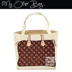 My Other Bag マイアザーバッグ トート Classic クラシック Zoey Tonal Brown