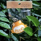 UCCHI KEY HOLDER/ORANGE
