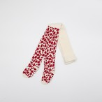 POPUPSHOP / Stockings / RED LEO | 9~12size / 13~15size / 14~17size