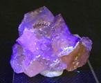 イリノイ産 フローライト 蛍石 原石 36,9g  FL075 鉱物 天然石 パワーストーン