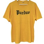 70's Champion T-Shirt Purdue【XL】