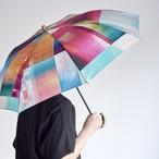 晴雨兼用日傘・折りたたみ傘 - STONE BLOCK - 1color