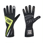 IB/757E/NGI FIRST EVO GLOVES MY16 BLACK/YELL