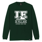 IE VILLAGE LONG SLEEVE TEE