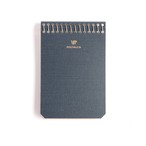 Postalco/Notebook A7/Dark Blue【店頭在庫あり】